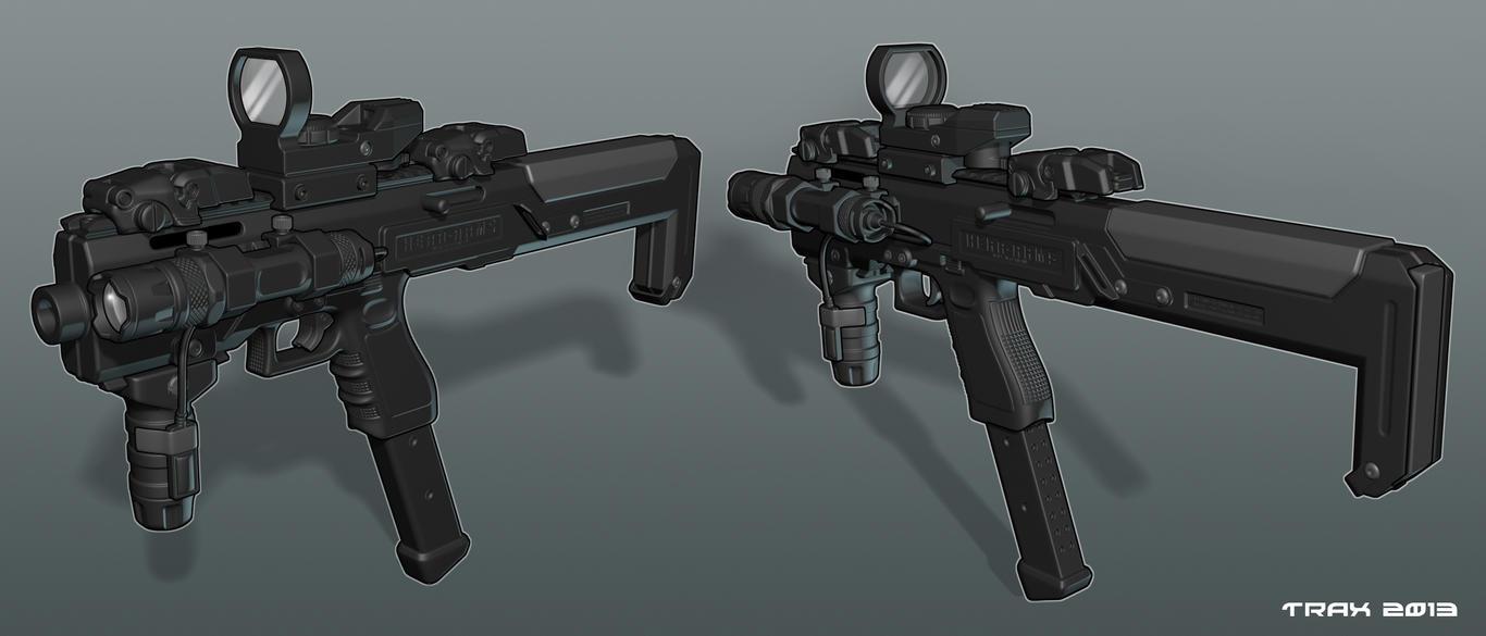 Glock HERA Conversion by Taxer-Jinn