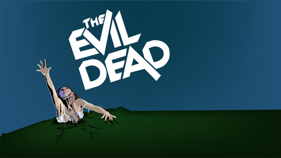 The Evil Dead Wallpaper By Cabin
