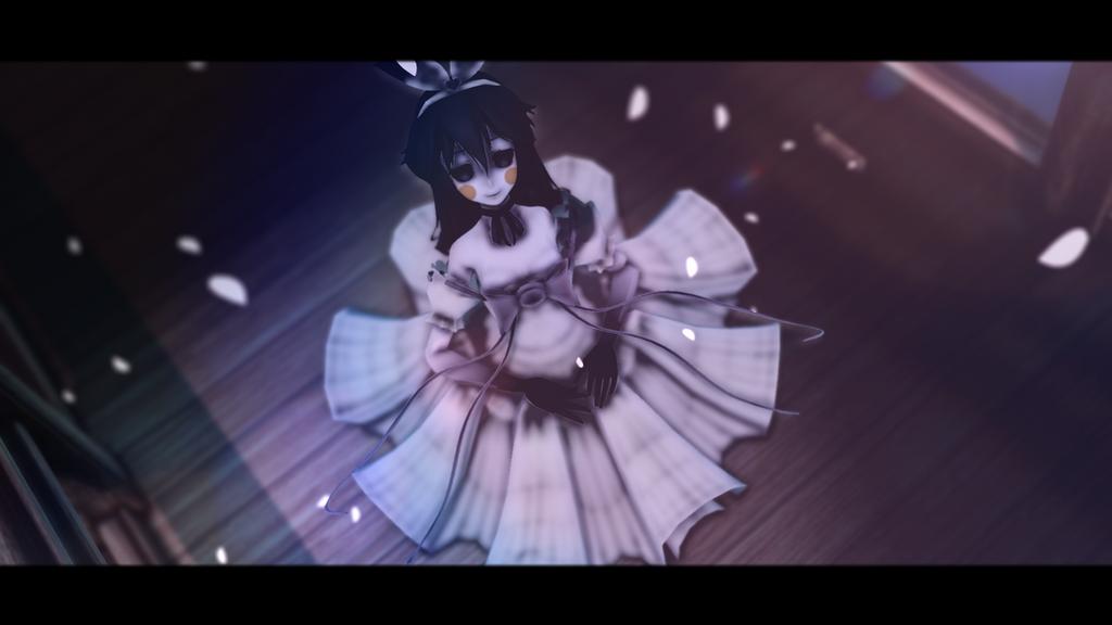Mimikyu (effect test) by Mikusaki-sama