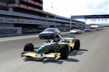 Gran Turismo 5- Odd Car Out by Killzonepro194