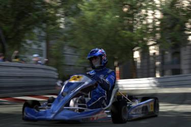 Gran Turismo 5- Go Karting in London by Killzonepro194