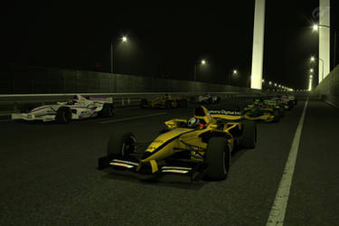 Gran Turismo 5- Bridge Racing by Killzonepro194