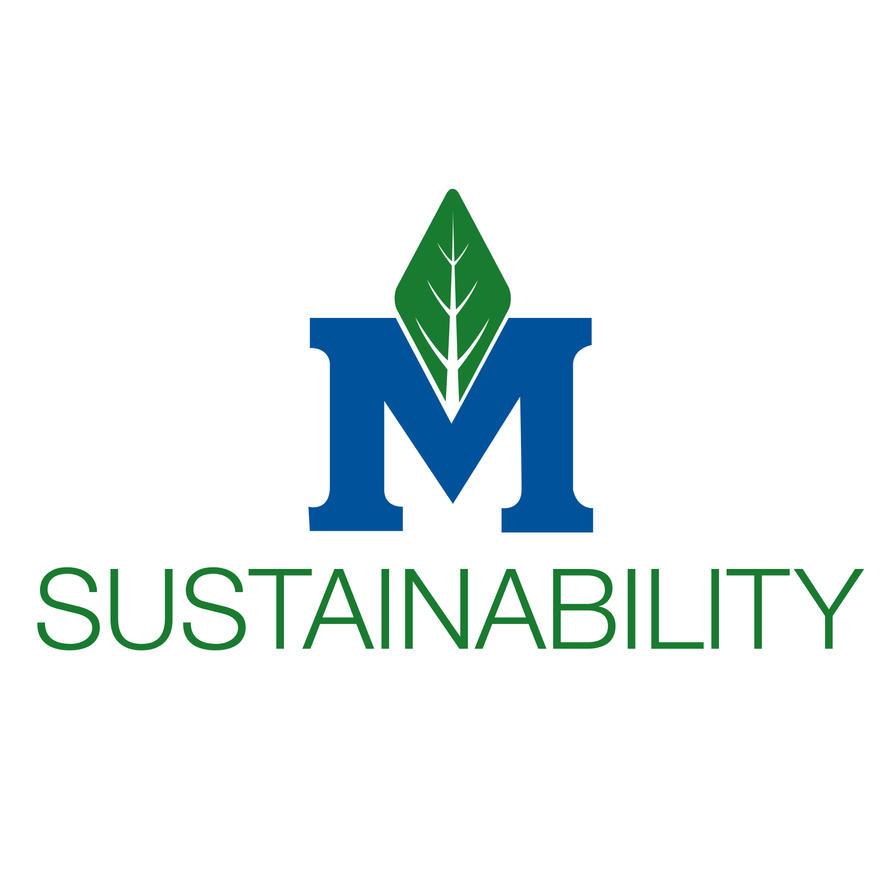 Montana State University Sustainability Logo by keyyys