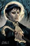Dark Shadows ~A portrait of Barnabas Collins~