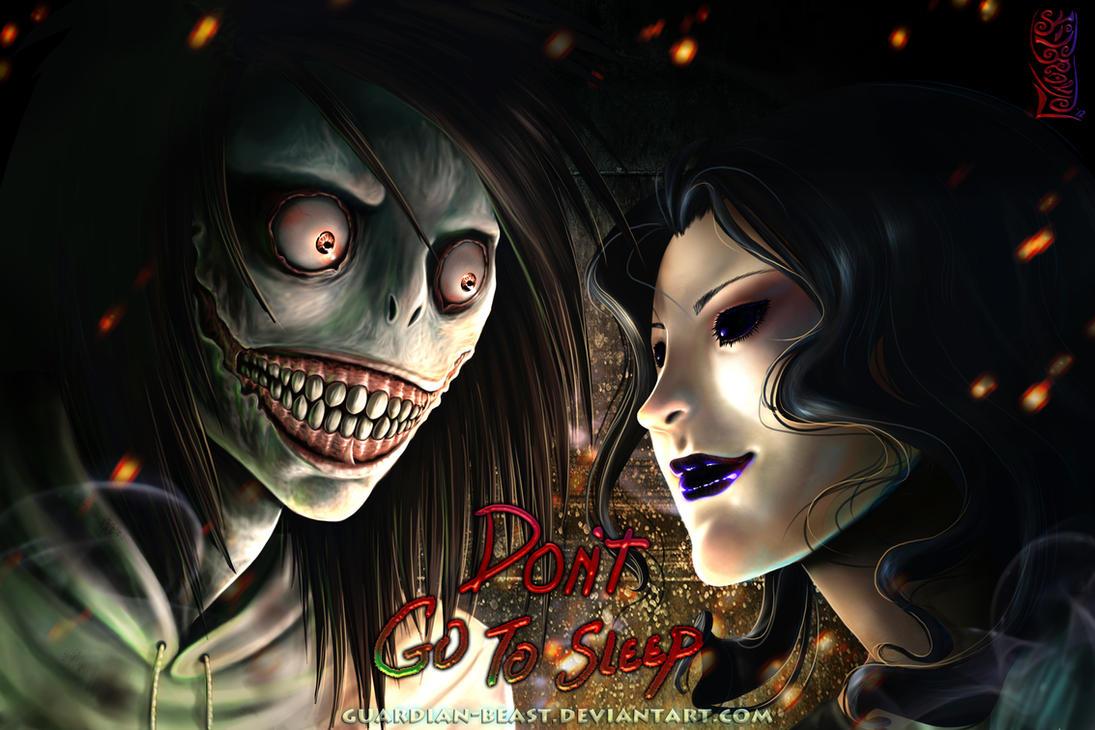Creepypasta: Jeff the Killer VS Jane the Killer