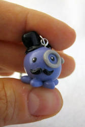 Gentleman Octopus Necklace 2 by egyptianruin