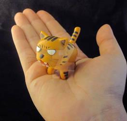Palmtop Tiger by egyptianruin