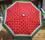 Watermelon and Lace Umbrella Preorder