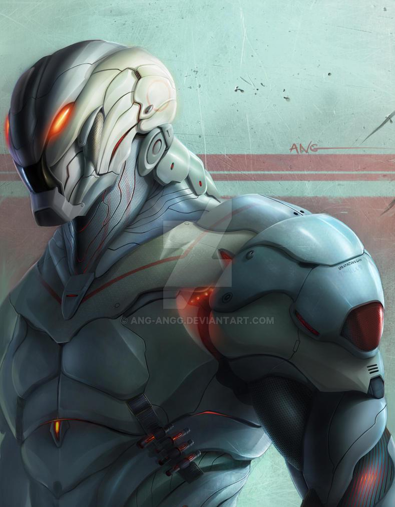 robot claz2 by ANG-angg