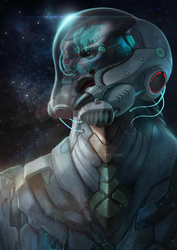 robot claz3 by ANG-angg