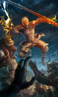 monkey king2!Journey to the West!