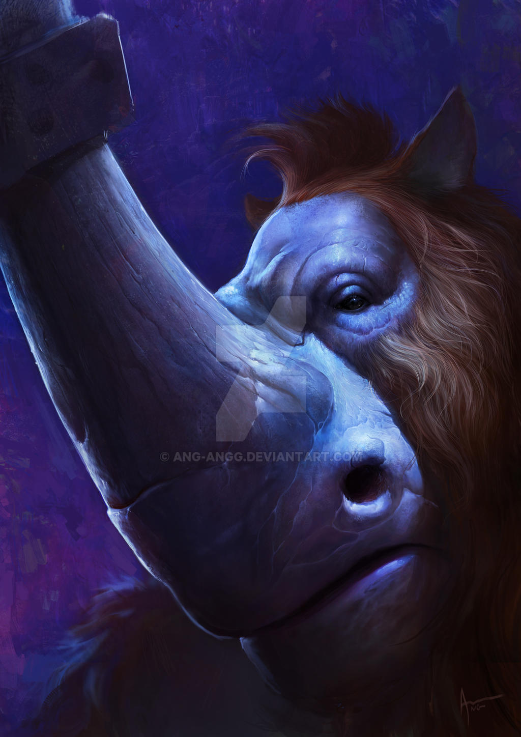 dota2 magnus by ang angg on deviantart
