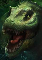 Jurassic ...w.. by ANG-angg
