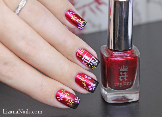 Nail art chinese new year 2014 by lizananails on deviantart nail art chinese new year 2014 by lizananails prinsesfo Gallery