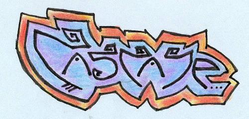 cascade - shaded