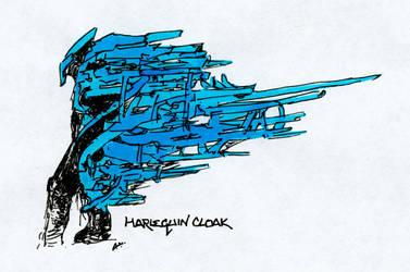 the harlequin's cloak