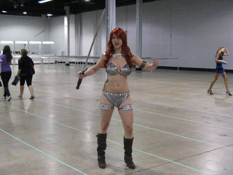 Red Sonja 1 - Comic-Con Chicago 2012