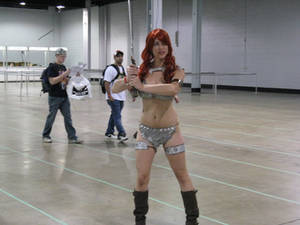Red Sonja 2 - Comic-Con Chicago 2012