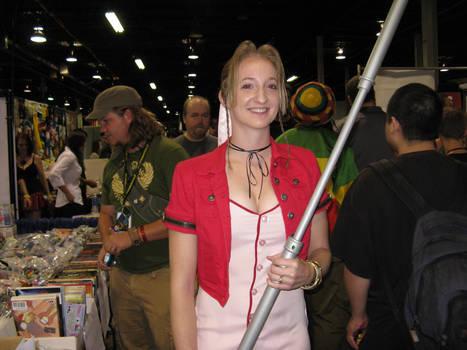 Aerith- Comic-Con Chicago 2012