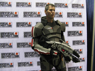 Shepard - Comic-Con Chicago 2012 by ShadowRoadz