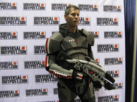 Shepard - Comic-Con Chicago 2012