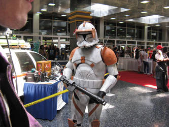 Clone Trooper - Comic-Con Chicago 2012 by ShadowRoadz