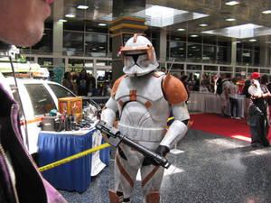 Clone Trooper - Comic-Con Chicago 2012