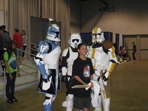Clone Squad - Comic-Con Chicago 2012