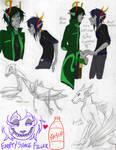 FanTrolls: Sketches
