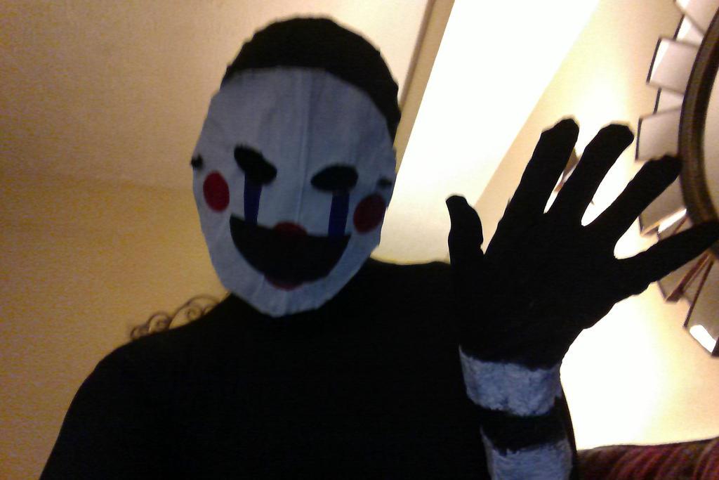 Marionette Costume Fnaf