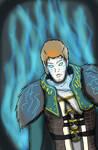 Dragon age II- Justice by shadowwolf133