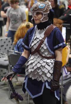 Zora armor Link snap shot