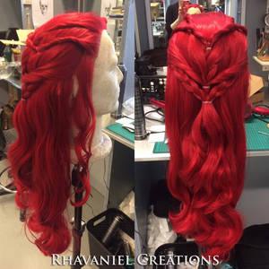 Lavellan Wig