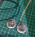 Cullen's Lucky coin by RhavanielCreations