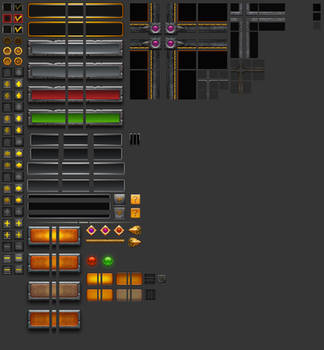 Game interface by Rav3nway