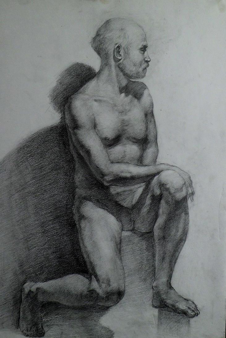 Figure Study 01122014 by Rav3nway
