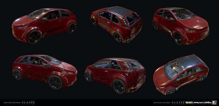 Call of Duty: Infinite Warfare - Compact car