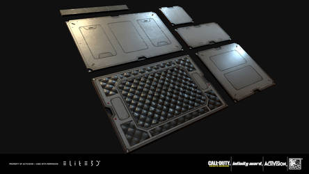 Call of Duty: Infinite Warfare - Titan ceiling by Rav3nway