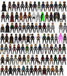 Heroes of Earth Omega (DC and Marvel Combined)