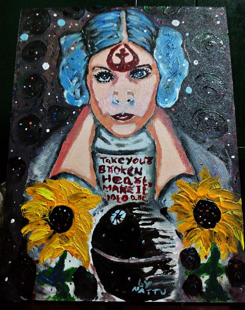 Rebel Princess by Artsouls143