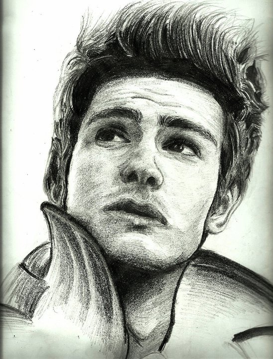 Andrew Garfield Portrait by jiehng