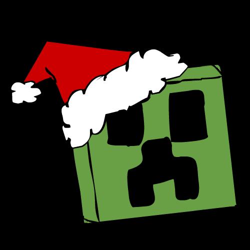 Santa Creeper by MrRaNdOmLaUgHs