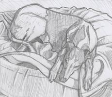 James - sketch