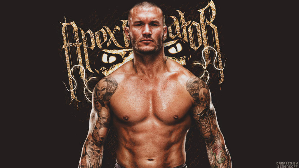 Randy Orton Wallpaper By Senenkoff Nikdanielson By