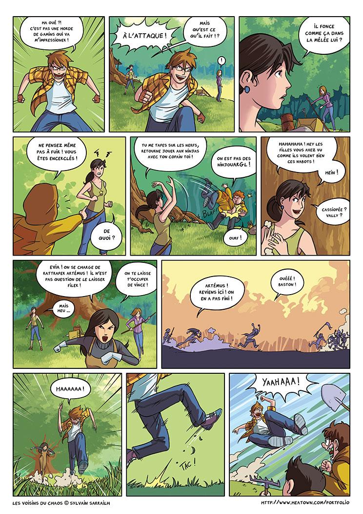 Les Voisins du Chaos 25 FINAL by Tohad