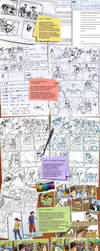 Comic page tutorial by Tohad