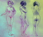 Nude 14 by Tohad