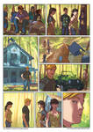 Comic page preview