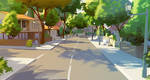 Neighborhood sketch