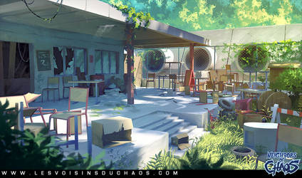 Lost headquarters by Tohad